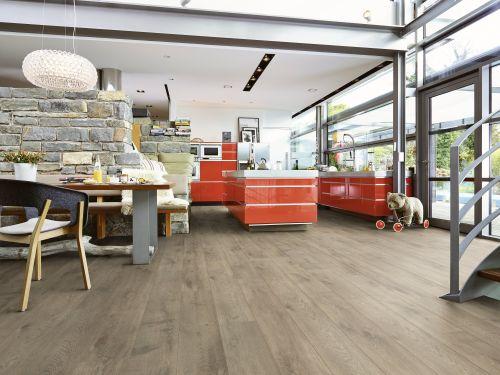 Fußboden Vinyl Küche ~ Klick fußboden laminat vinyl parkett landhausdiele linoleum kork