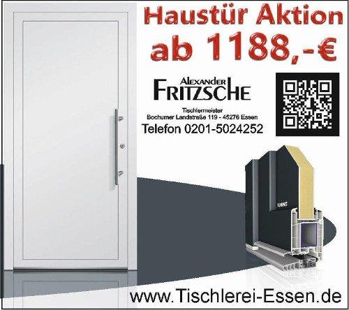 Höning Fenster Und Türen Haustür Aktion Kosmos 04 Kunststoff Weiß Ab 1188, U20ac