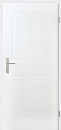 wei lack zimmert ren pr m elegance profila kaufen af t ren essen. Black Bedroom Furniture Sets. Home Design Ideas