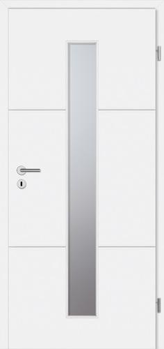 Prüm türen  Weißlacktüren kaufen - Prüm Royal-2D Typ 200 Türen in Weißlack und ...