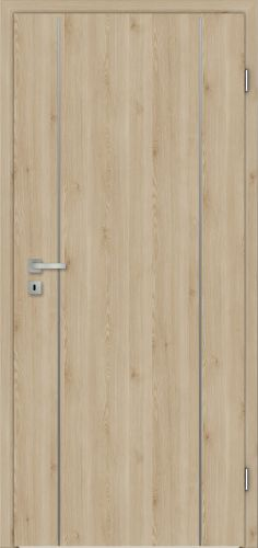 Prüm Royal-2D 500 Tür Touch Oak Nature CPL