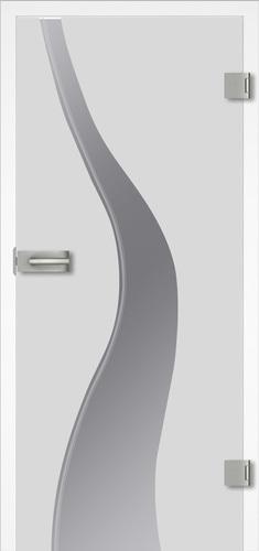 Glastüren kaufen - Prüm Türen aus Ganzglas - AF Türen Essen.